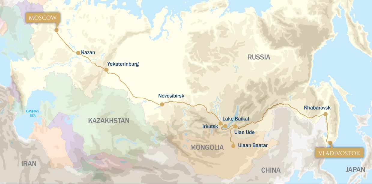 Girl trans siberian railway russian train pararam
