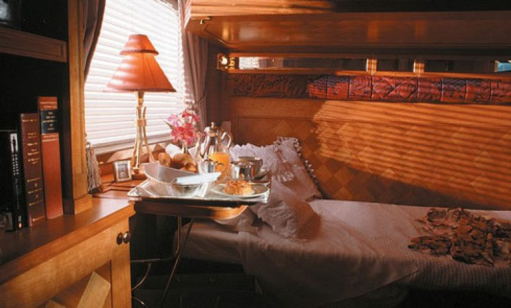 Luxury Train Club - Eastern and Oriental Express Experience