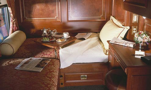 Royal Canadian Pacific Train Tours Information