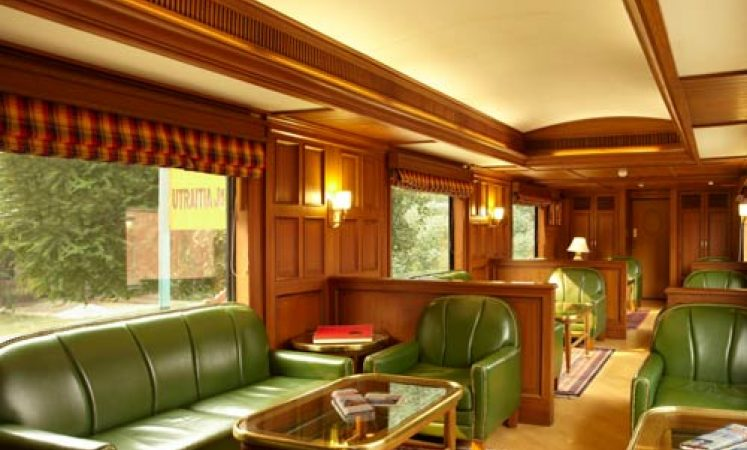 Maharajas Express India The Luxury Train Club