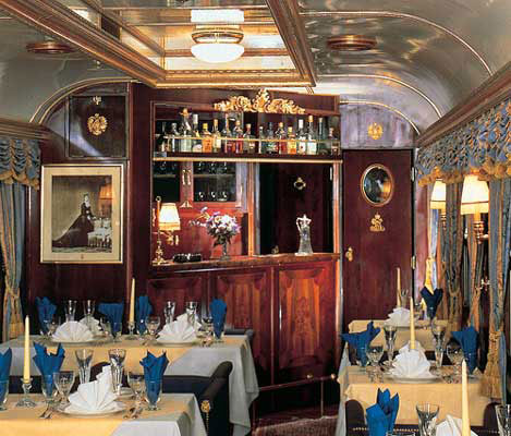 Luxury Train Club Features In New Central Europe Routes