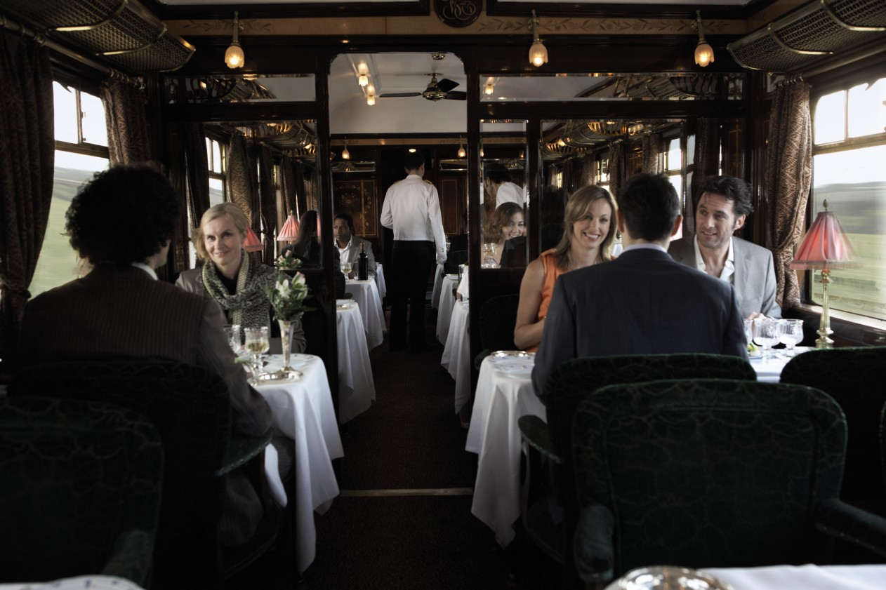 Venice Simplon Orient Express Luxury Train Club