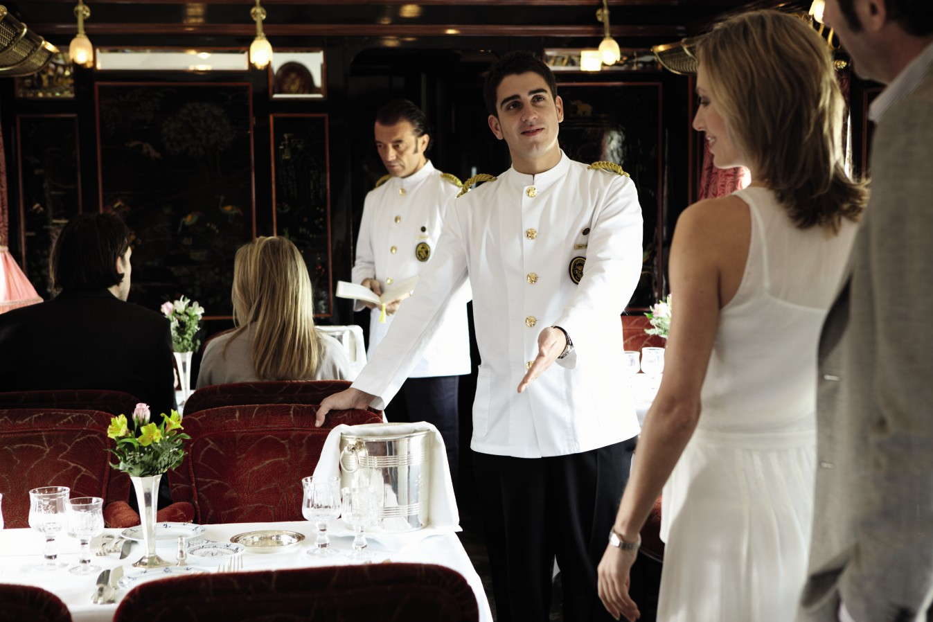 Image result for venice Simplon - Orient-Express dining