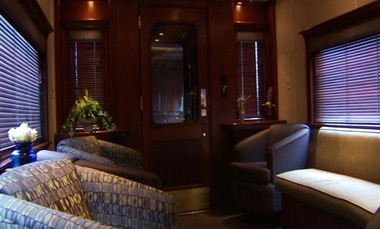 Luxury Train Club - Rail Cars USA on train car house plans, railroad car home, passenger car house plans, freight car house plans,