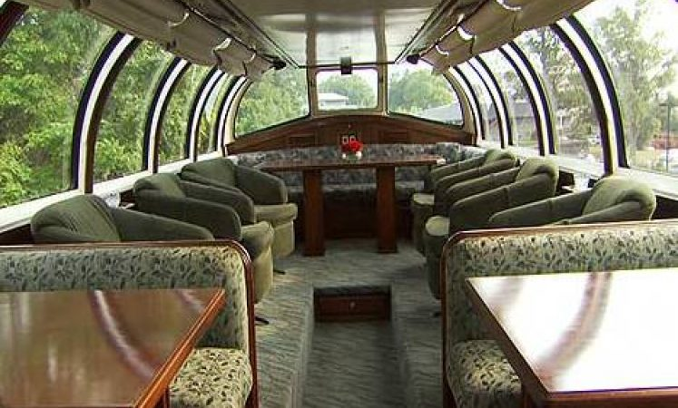 Luxury Train Club - Private Rail Cars USA