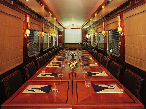 Luxury Train Club Private Rail Cars Usa