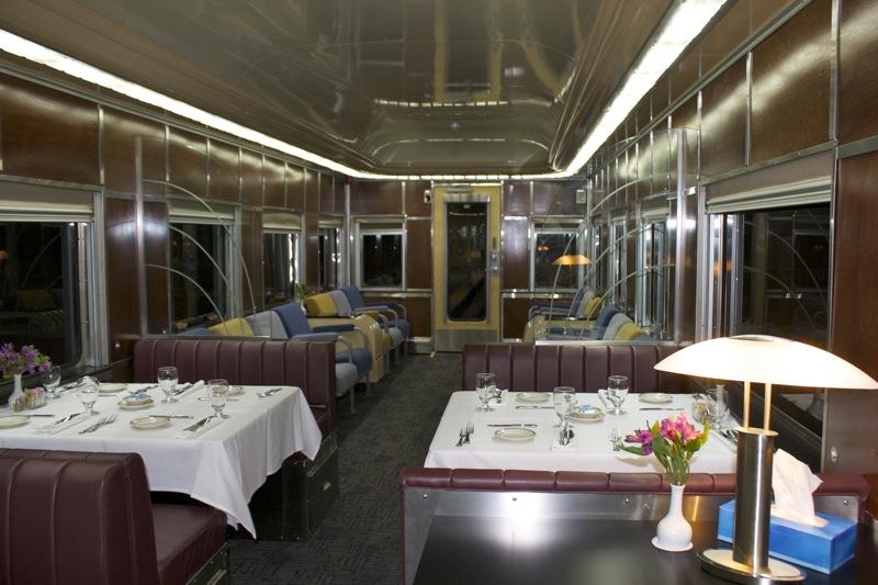 Pullman Rail Journeys Chicago New Orleans Luxury
