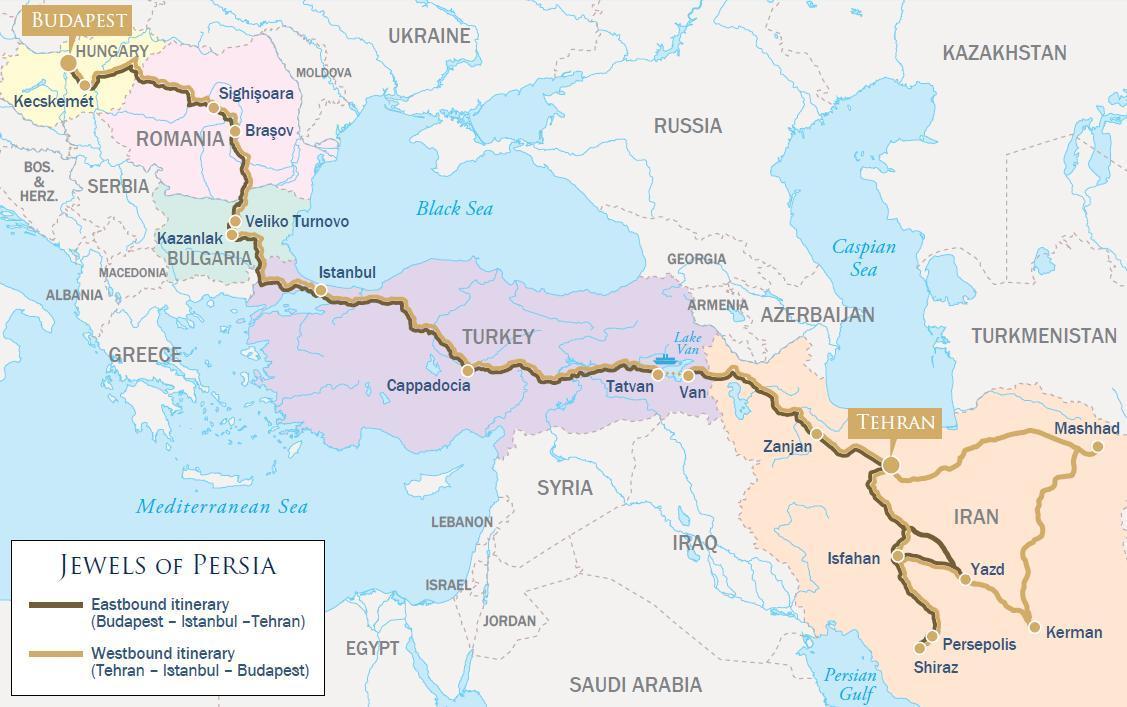 Danube Express 2015 Availability The Luxury Train Club