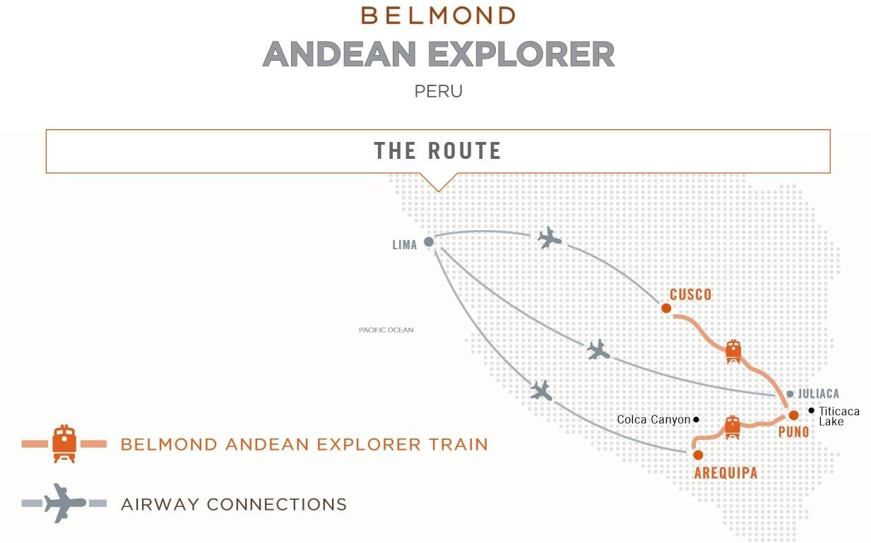 belmond andean explorer the luxury train club