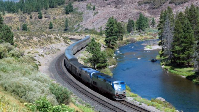 California Zephyr Great American Majestic Landscapes From The Luxury Train Club