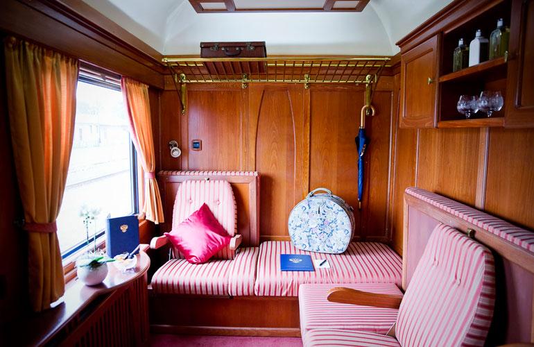 Golden Eagle Danube Express Luxury Train Club
