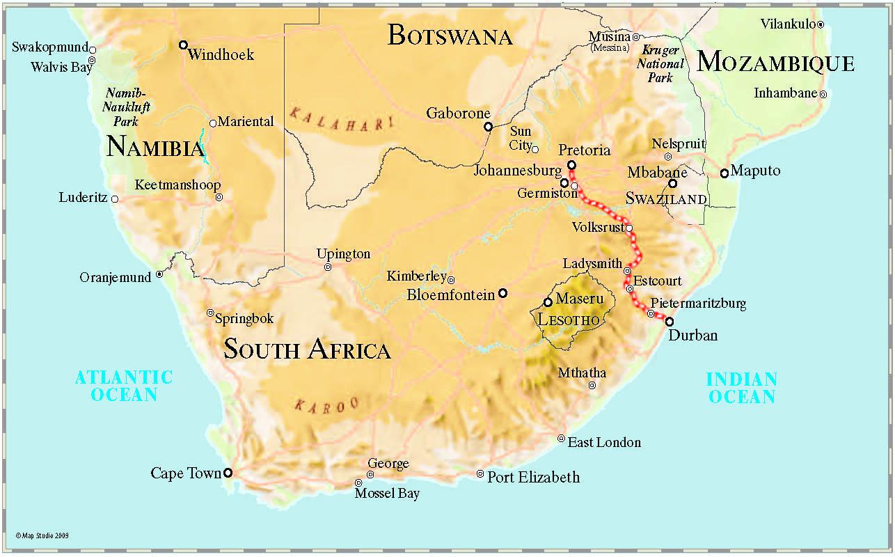 Rovos Pride of Africa - Luxury Train Club