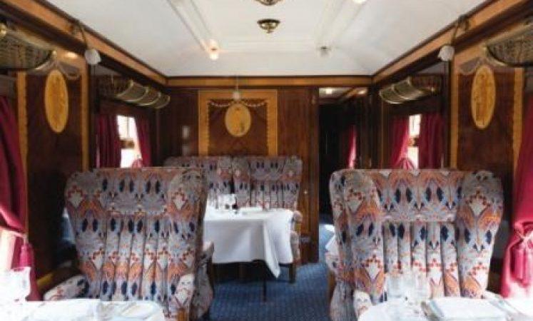Pullman Christmas Tour 2021 Belmond British Pullman 2021 Departures Luxury Train Club