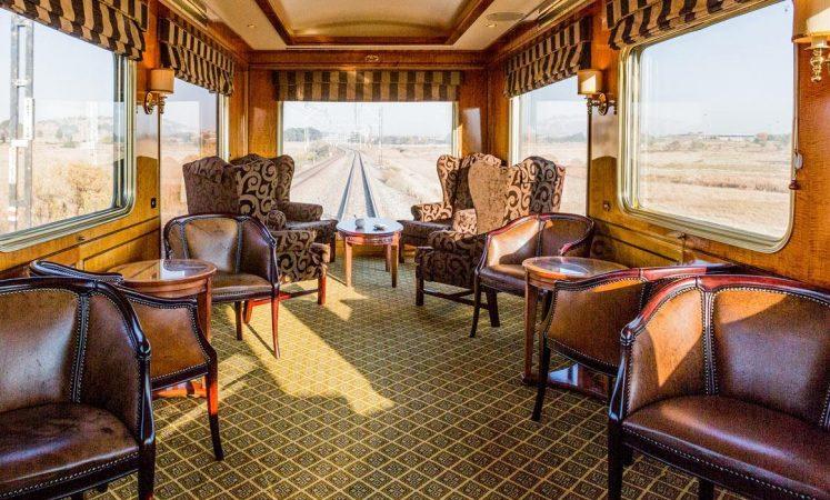 Blue Train, South Africa, Luxury Train Club