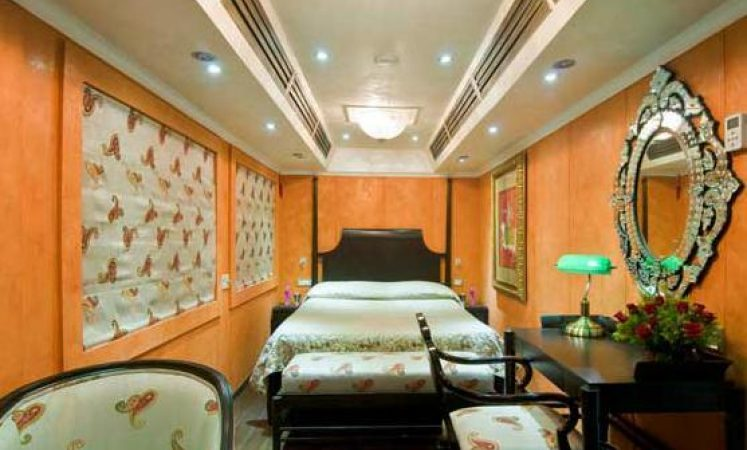 Palace On Wheels, India - Luxury Train Club