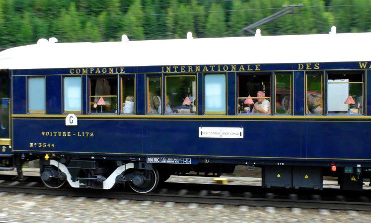 The Luxury Train Club - Venice Simplon-Orient-Express Experience