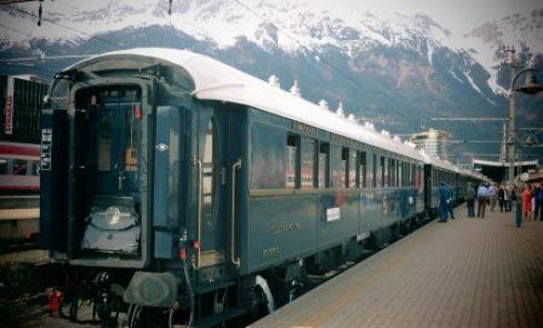 Venice simplon orient express luxury train club for Train paris salon de provence
